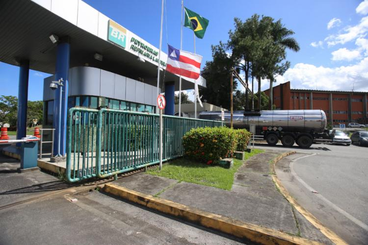 A venda da Petrobras na Bahia