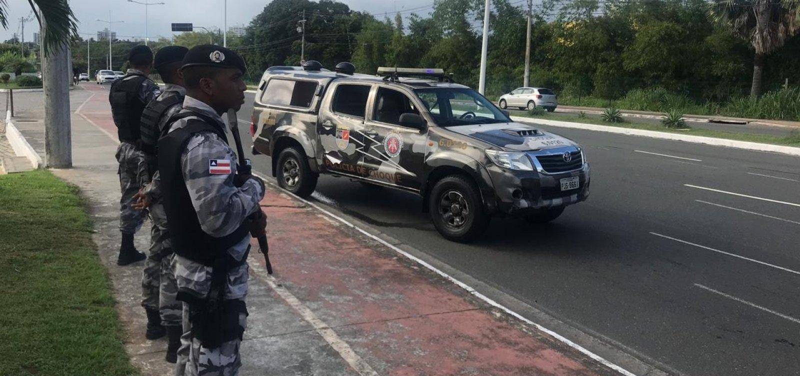Governador pede investigação do MP e MPF sobre atos de terrorismo na Bahia