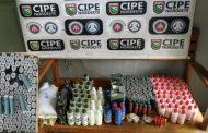 Fábrica clandestina de munição é desmontada pela polícia