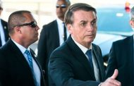 'Se for o caso, ligo para Trump. Tenho canal aberto', diz Bolsonaro sobre tarifas dos EUA