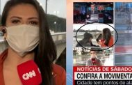 Repórter da CNN é assaltada ao vivo