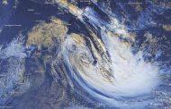 Efeitos do ciclone podem chegar à Bahia