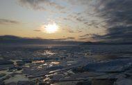 Última plataforma de gelo intacta do Ártico canadense entra em colapso