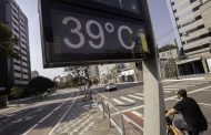 Capitais brasileiras batem recordes de calor nesta quinta-feira