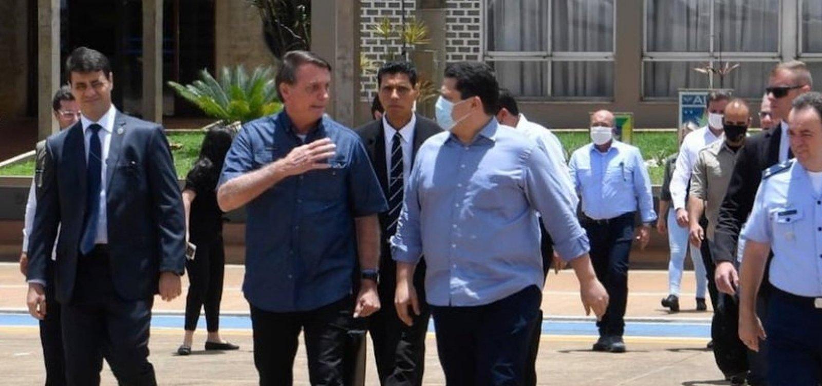 Apagão: Bolsonaro assinará MP que isenta consumidores do Amapá de pagar conta de luz