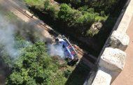 Ônibus que caiu em MG não tinha autorização para transportar passageiros