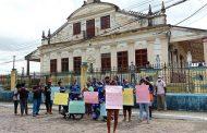 Garis de São Gonçalo dos Campos paralisam as atividades nesta terça-feira (12)