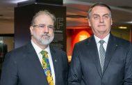 Procurador-geral da República lista ao Supremo investigações sobre Bolsonaro