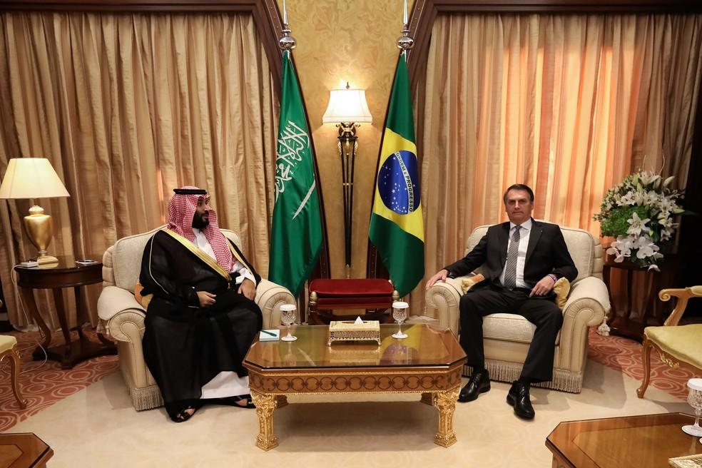 Fundo soberano da Arábia Saudita anuncia investimento de até US$ 10 bilhões no Brasil