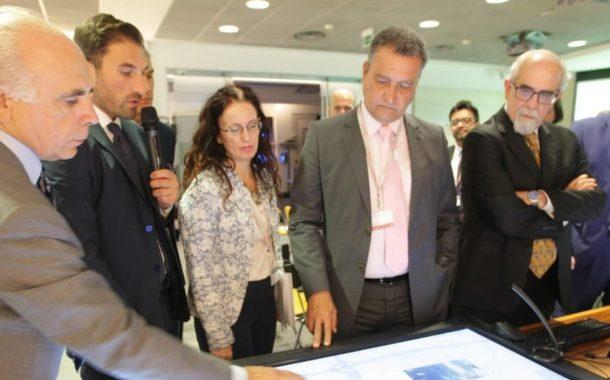 Rui discute investimentos com quatro empresas italianas em Roma
