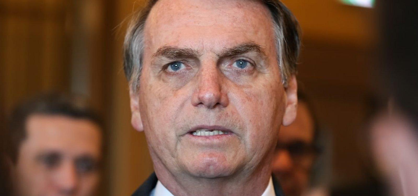 Bolsonaro anuncia que visto deixará de ser exigido para turistas da China