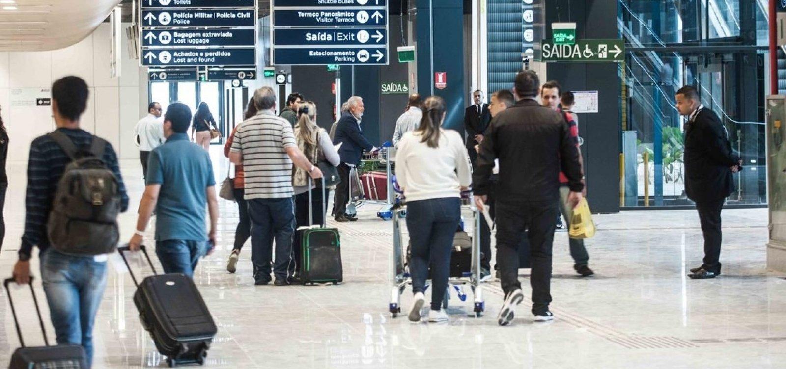 Brasil e Estados Unidos iniciam trâmites para Global Entry