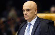 Alexandre de Moraes vê indícios de associação criminosa em atos antidemocráticos