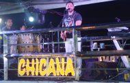 Vocalista da banda Chicana morre em acidente de carro