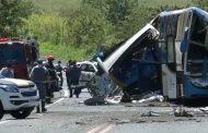 Força-tarefa conclui identificação de 41 vítimas fatais do acidente em Taguaí