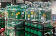Governo volta a zerar taxa de imposto para importação de cilindros de oxigênio